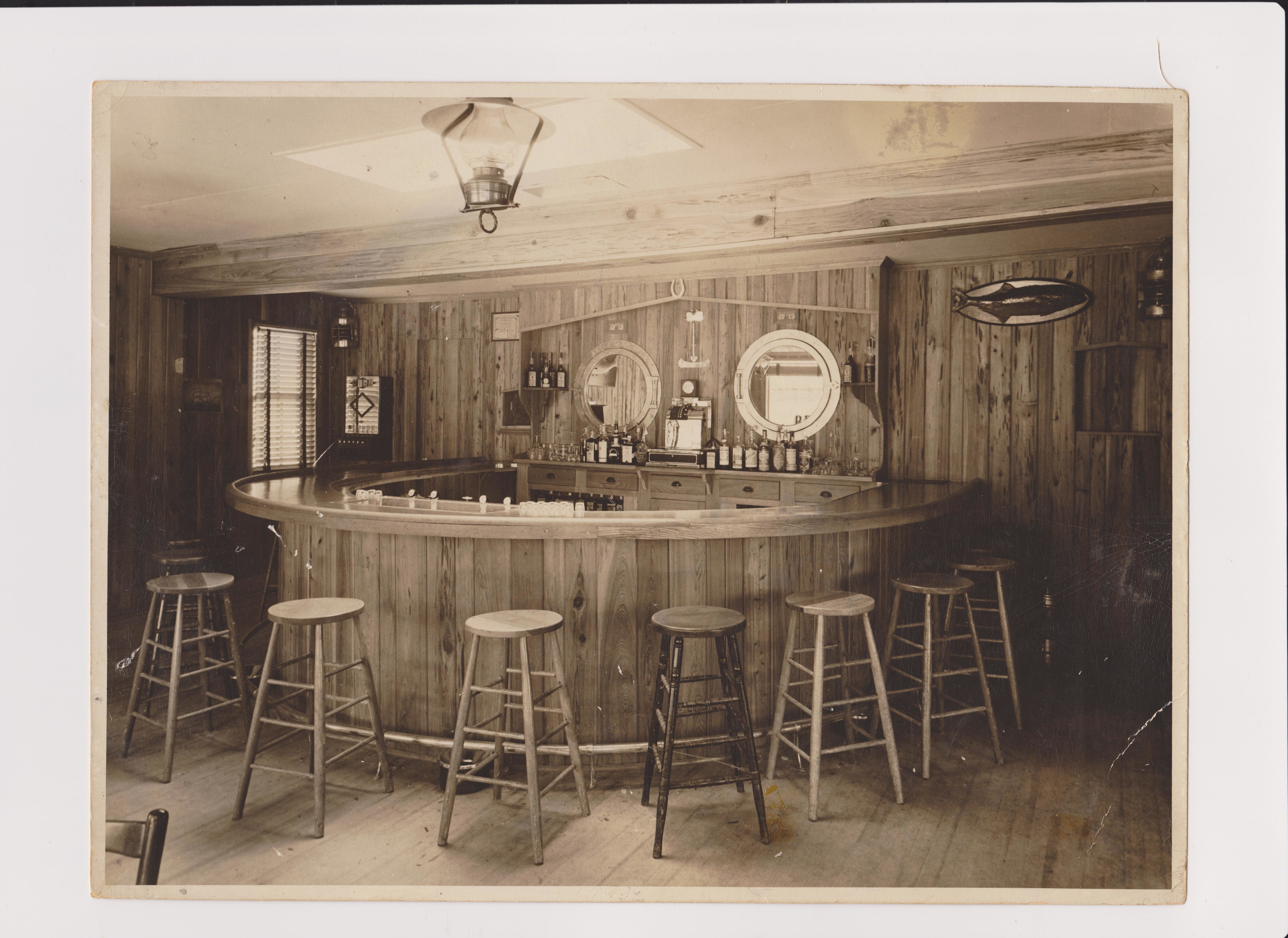 Picture Of The New Half Moon Bar